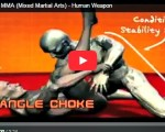 Master Moves of MMA Human Weapon