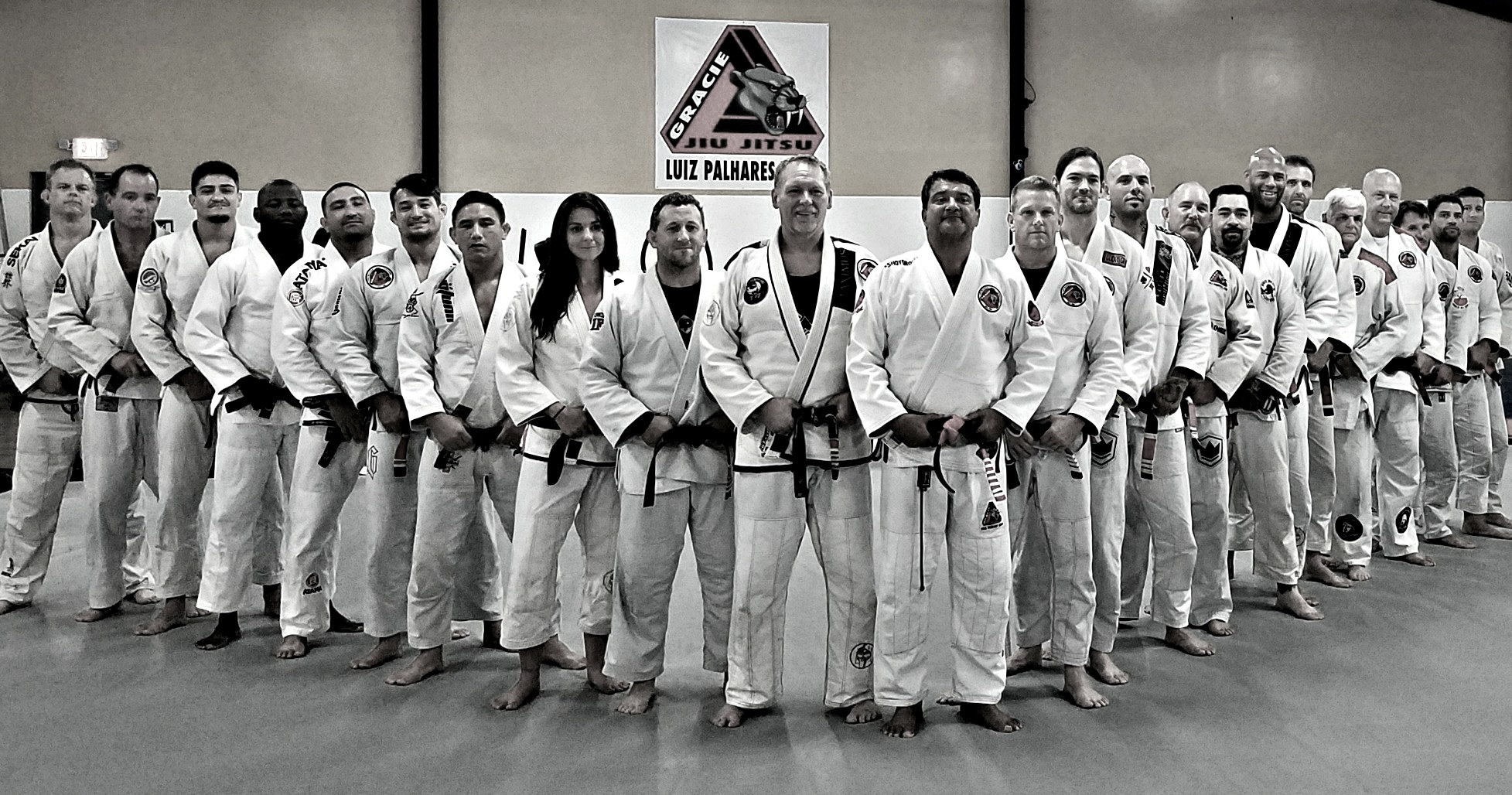 Luiz Palhares Black Belts