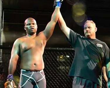 Tashi James First Mixed Martial Arts Fight