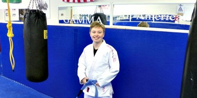 Student of the Week Amberlynne VanDusen