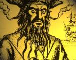 ECU Pirate Mascot ARRGGHH!!