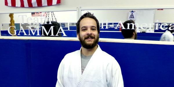 Student of the Week Brandon Gorman