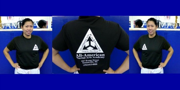 The New T-Shirts and GI patches are In