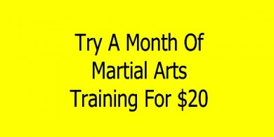 Try A Month For $20