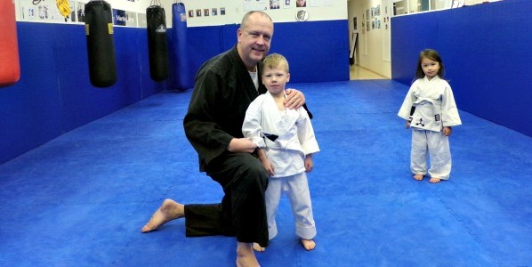 Taking The First Step in Jiu-Jitsu