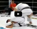 Rickson Gracie and Royler Demonstration at Pride Fighting Championship.