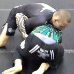 Blue belt in BJJ competes against a Brown belt in BJJ in NO-GI see what happens.