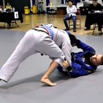 Alex Humen Semi Finals Blue Belt Division