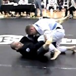 Jason Carver Blue Belt Absolute Semi Finals