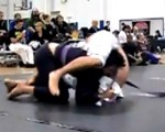 Finals of the Purple Belt division US Grappling 1-31-2015