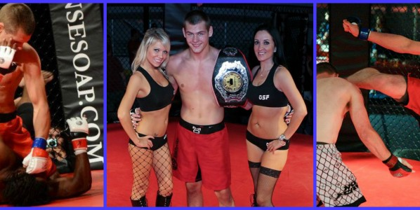 Jay Speight Pro MMA Fighter Takes To The Cage Again.