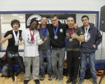 Results and Videos Of Team GAMMA Team Palhares at the US Grappling Submission Only Greensboro NC 1-31-2015.