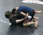 Daniel Boring No-Gi Match US Grappling Submission Only Greensboro NC 1-31-2015
