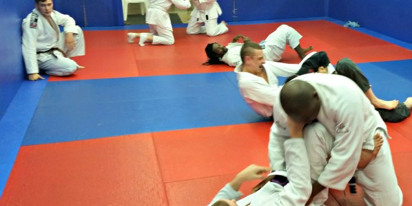 Belt Testing March 25th 2015 Gracie Brazilian Jiu-Jitsu Greenville NC