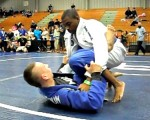 First Match of Alex in Florida Gracie Jiu-Jitsu