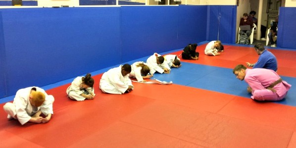 Great Children's Class Today  Mat Full