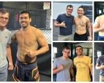 Training At Black House MMA with Machida, Gracie, Moontasi