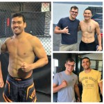 Training At Black House MMA with Machida, Gracie, Moontasi