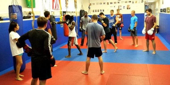 New Kickboxing Mixed Martial Arts Classes Friday Nights
