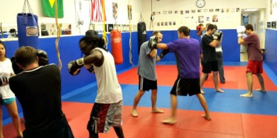 New Kickboxing Mixed Martial Arts Classes Friday Nights