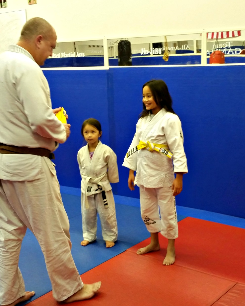 Jasmine-Yellow-Belt-101