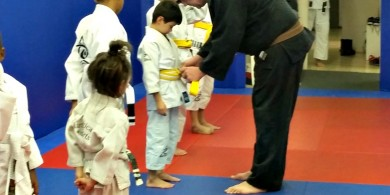 Belt Testing Gracie Brazilian Jiu-Jitsu