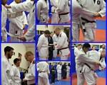 White Belt's First Stripe