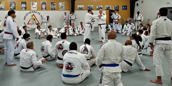 3rd Annual Luiz Palhares Jiu-Jitsu Network Training