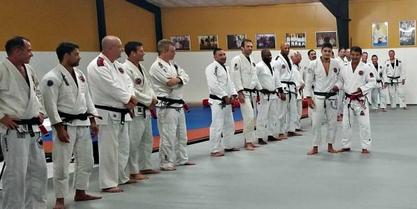 3rd Annual Luiz Palhares Jiu-Jitsu Network Training