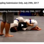US Grappling Submission Only July 29th, 2017