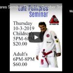 Luiz Palhares Seminar
